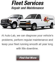 Auto Repair Jenison: ASE Certified Brake, Muffler & Car Care | AutoLab - fleetservices