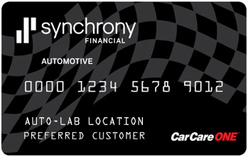 Financing - Auto Lab Jenison - carcare-one-card_al