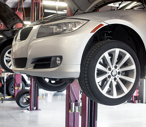 Car Suspension Repair Shop in Jenison | Auto-Lab of Jenison - content-new-suspension